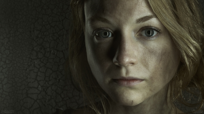 Emily Kinney (a Beth, de The Walking Dead) acaba de lançar seu novo single Rockstar