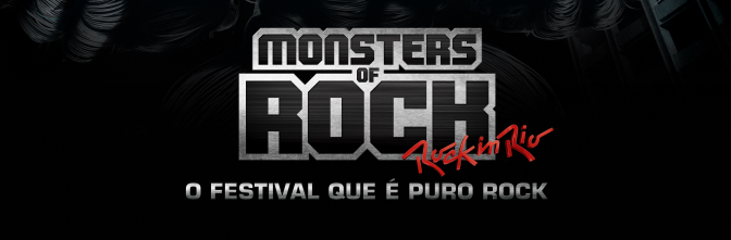 Dois gigantes do Rock de volta ao Brasil em 2015