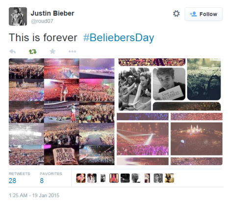 BELIEBERSDAY