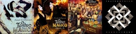 Discografia O Teatro Mágico