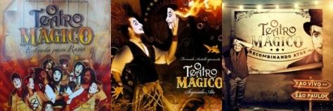 Videografia O Teatro Mágico
