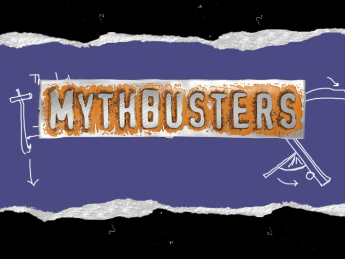 Mythbusters: Os caçadores de mitos