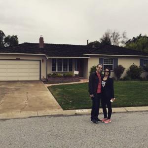 Casa dos pais de Steve Jobs