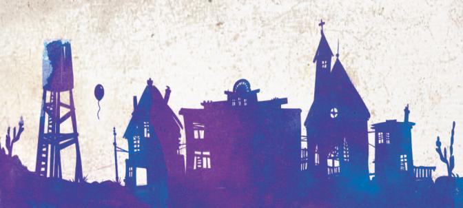 The Lost de Sarah Beth Durst para quem quer mergulhar nas deliciosas fantasias de criança.