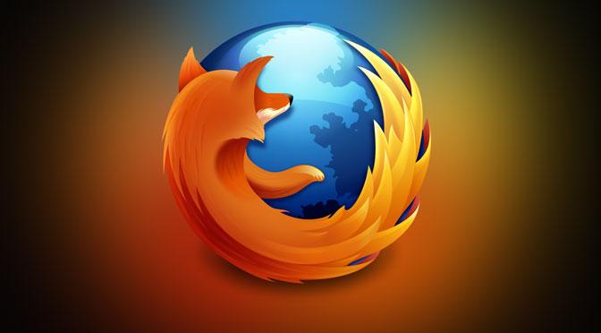 Por que ainda uso o Mozilla Firefox?