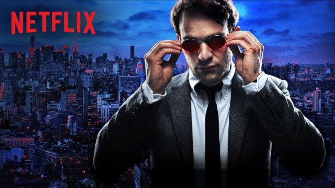 Daredevil, uma série original da Netflix.