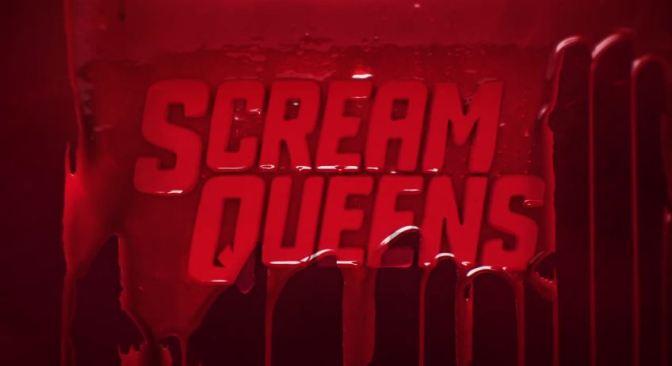 """""""Scream Queens"""" é a aposta de série deste ano"""