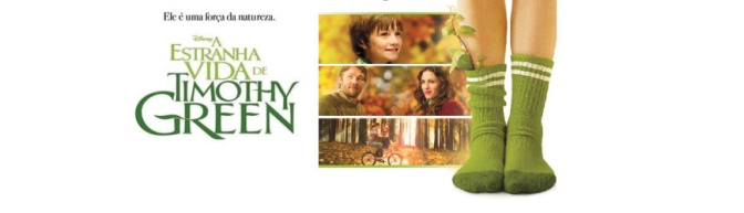 """Impossível não se apaixonar por """"A Estranha vida de Timothy Green"""""""