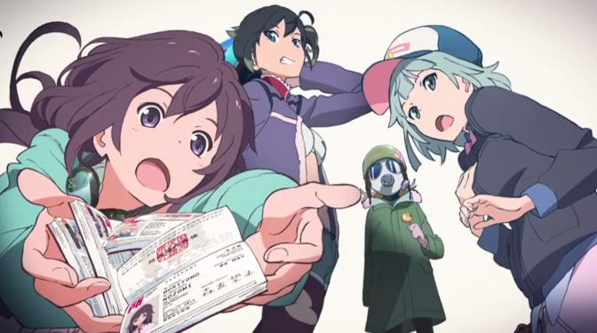 Rolling Girls: Viajando e conquistando o Japão!