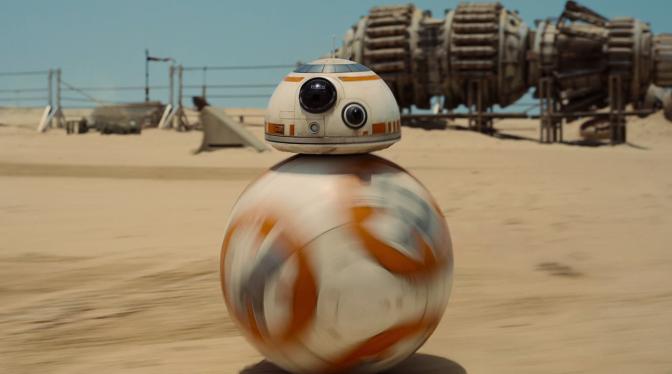 Se o BB-8 falasse!